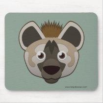 Paper Hyena Basic Mousepad