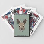 Paper Kangaroo Bicycle Poker Cards