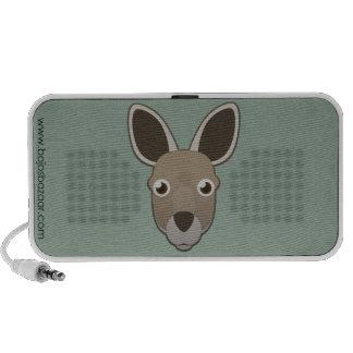 Paper Kangaroo Portable Speakers