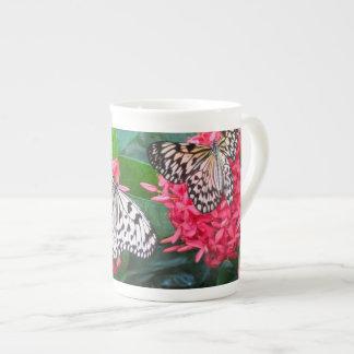 Paper kite Butterflies Tea Cup