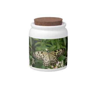 Paper Kite Butterfly Candy Jar