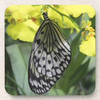 Paper Kite Butterfly Coasters