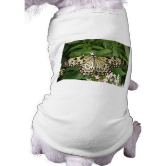 Paper Kite Butterfly Dog T Shirt