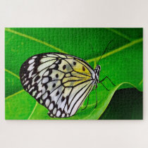 Paper Kite Butterfly. Jigsaw Puzzle