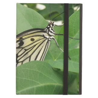 Paper Kite Butterfly Macro iPad Case