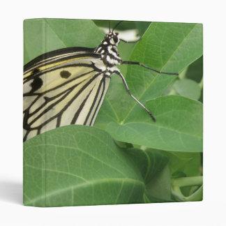 Paper Kite Butterfly Macro Photo Album 3 Ring Binder