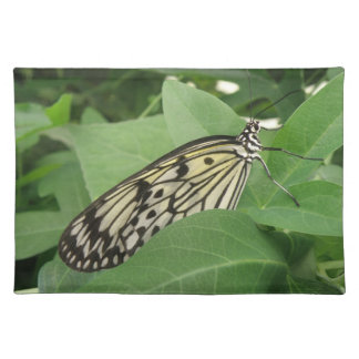 Paper Kite Butterfly Macro Placemat