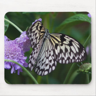 Paper Kite Butterfly Mouse Pad