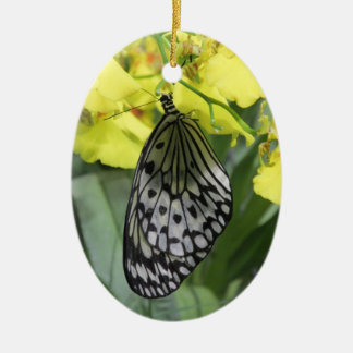 Paper Kite Butterfly Ornament