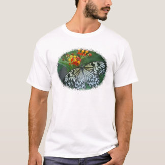 Paper Kite on Flower T-Shirt
