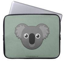 Paper Koala Laptop Sleeve