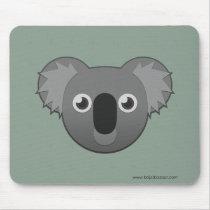 Paper Koala Basic Mousepad