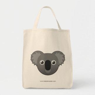 Paper Koala Tote Bag