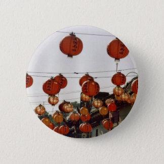 Paper Lanterns Pinback Button