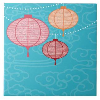 Paper Lanterns Tile