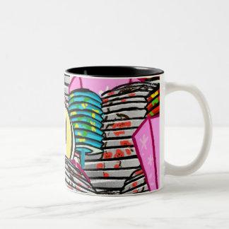 Paper Latern Mug