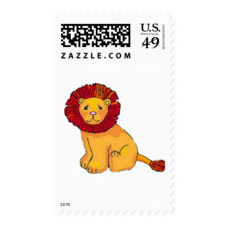 Paper Lion Postage