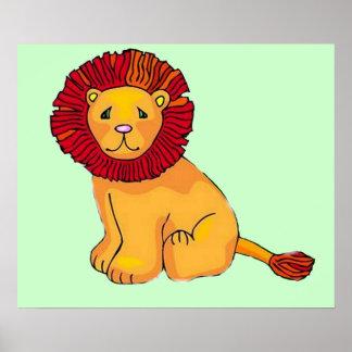 Paper Lion Posters