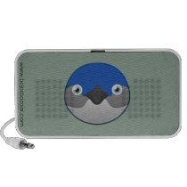 Paper Little Penguin Doodle Speaker