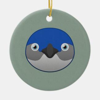 Paper Little Penguin Ornament