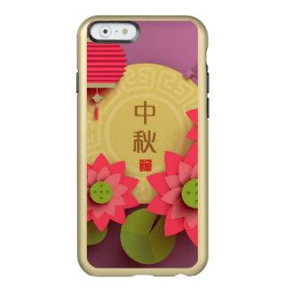 Paper Lotus. Main: Mid Autumn Festival Incipio Feather Shine iPhone 6 Case
