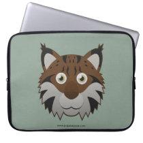 Paper Lynx Laptop Sleeve