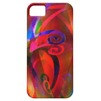 Paper Mache Man iPhone SE/5/5s Case
