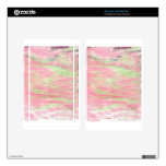 Paper marbling kindle fire skin