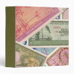 Paper Money 3 Ring Binder