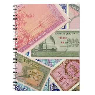 Paper Money Notebook