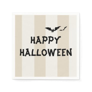 Halloween Themed Paper napkins cocktail Happy Halloween