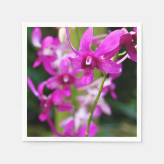 Paper Napkins - Cooktown Orchid