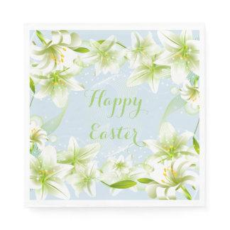 Paper Napkins-Easter Napkin