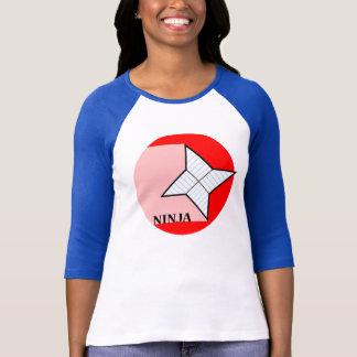 Paper Ninja Star Shirt