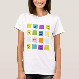 Paper Notes T-Shirt