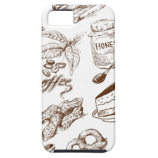 Paper pattern iPhone 5 cases