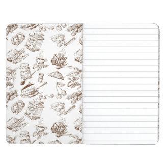 Paper pattern journal