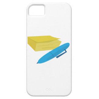Paper & Pen iPhone 5 Cases
