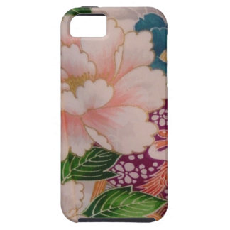 Paper Peonies from Japan iPhone SE/5/5s Case