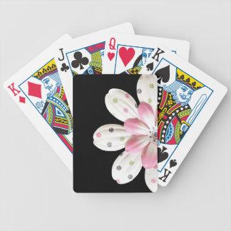 Paper Petals Bicycle Poker Deck