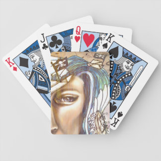"""""""Paper Pirate"""" Playing Cards"""