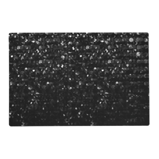 Paper Placemat Crystal Bling Strass at Zazzle