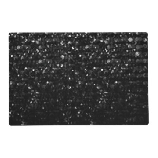 Paper Placemat Crystal Bling Strass