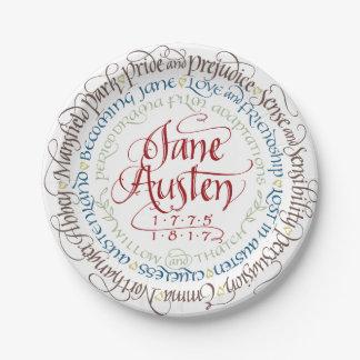 Paper Plates Jane Austen Period Drama Adaptations