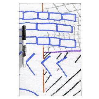 Paper Program Dry Erase Whiteboards