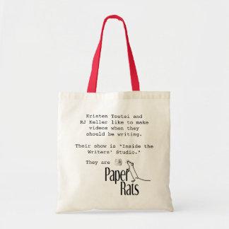 Paper Rats bag