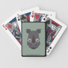 Paper Rhino Bicycle Playing Cards