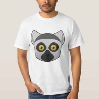 Paper Ring-Tailed Lemur T-Shirt