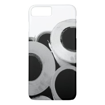 Professional Business Paper Rolls Cool Unique iPhone 7 Plus Case