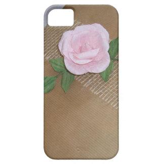 paper rose iPhone 5 case